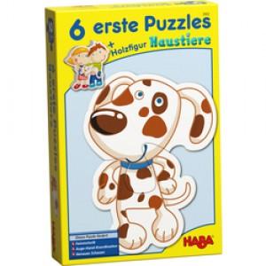 Erste Puzzle - Haustiere HABA