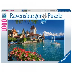 Am Thunersee, Bern Puzzle 1000 Teile