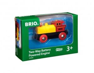 BRIO Gelbe Batterielok