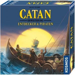 Catan - Entdecker & Piraten 2 - 4 Spieler