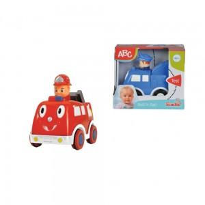 ABC Press 'n Go Auto, 2-sort.