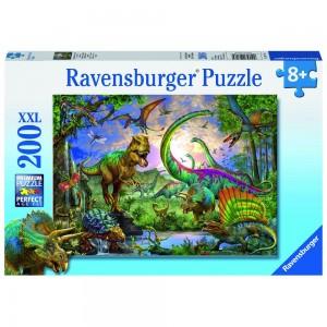 Im Reich der Giganten Puzzle 200 Teile XXL