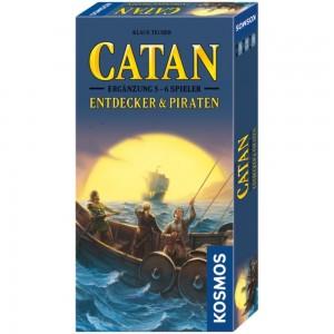 Catan - Entdecker & Piraten Erg. für 5 - 6 Spieler