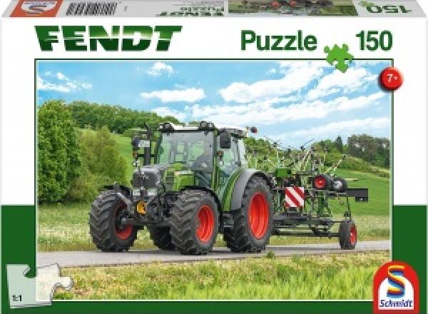 211 Vario mit Fendt Wender Twister, Puzzle 150 Teile