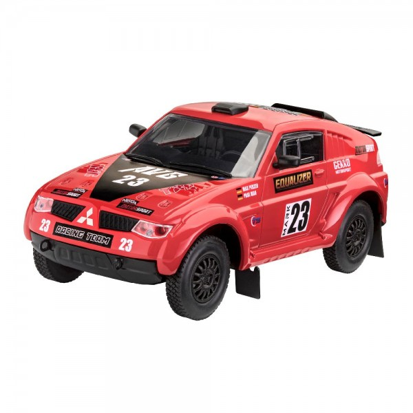 Build & Play Pajero Rallye