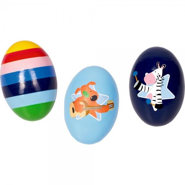 Rassel-Ei Die Lieben Sieben