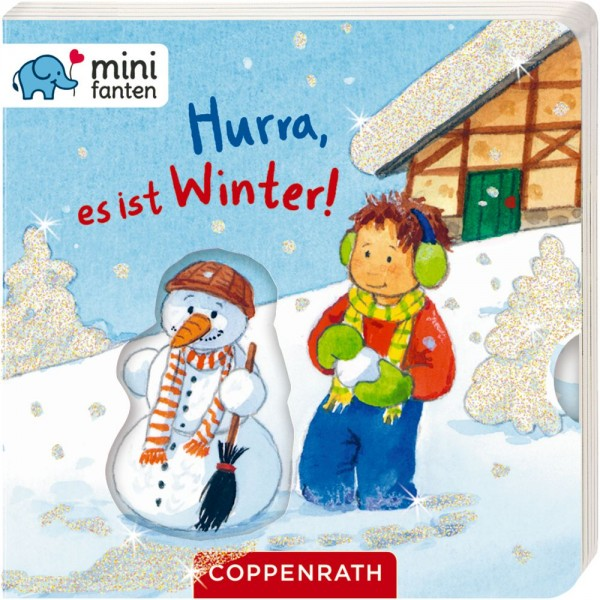 minifanten 21: Hurra es ist Winter