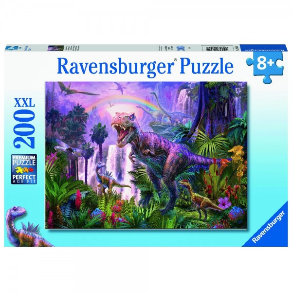 Dinosaurierland Puzzle 200 Teile XXL