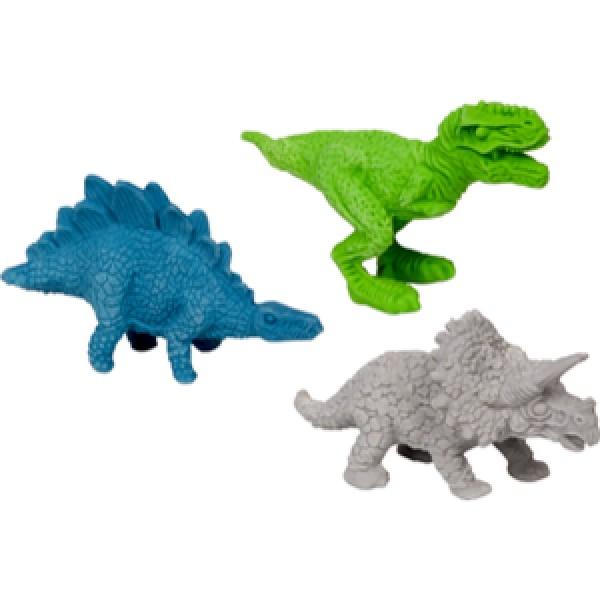 Radierer-Set T-Rex World
