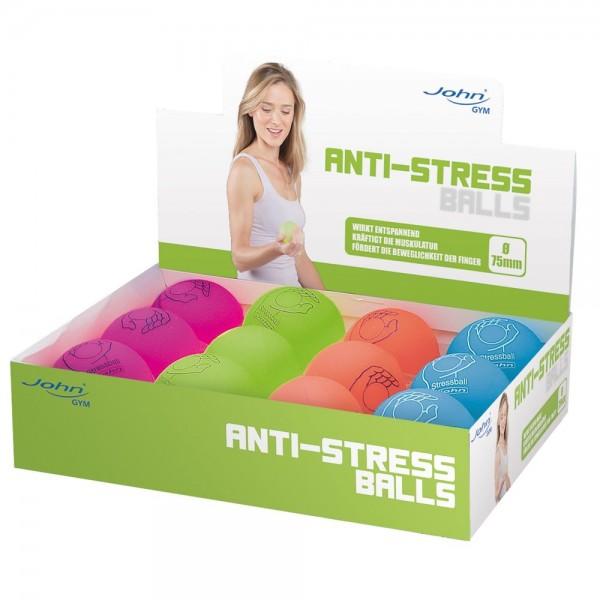 SPIELBALL ANTI-STRESS 7,5CM 32069