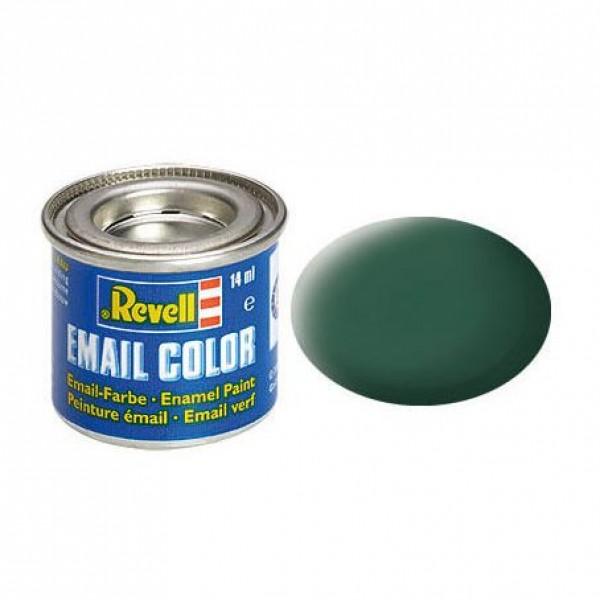 dunkelgrün, matt