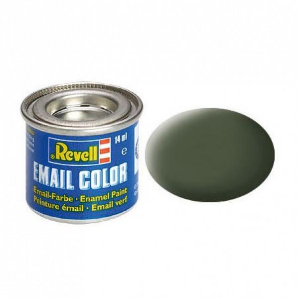 broncegrün, matt